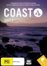 Coast : Series 4 (DVD, 2010, 2-Disc Set)-REGION 4-Brand new-Free postage