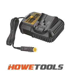 DEWALT DCB119 10.8v - 18v In-car charger