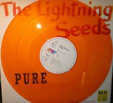 Lightning Seeds - Maxi von 1989 - Erstauflage in farbigem Vinyl