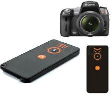 Wireless Ir Remote Control for Sony A230 A330 A380 A500 A550 A700 camera Dslr