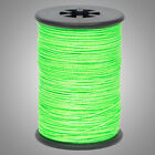 """Flo Green BCY Halo .014"""" Braided Spectra Serving Material Spool Bow String"""