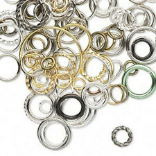 Jump Ring Mix Assorted Ring Finding Open Jewelry Lot of 100+