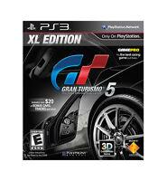 Gran Turismo 5 -- XL Edition (Sony PlayStation 3, 2012)