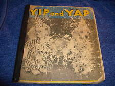 Yip and Yap, Ruth Dixon & Harry Whittier Frees, 1939 Rand McNally Hardcover *