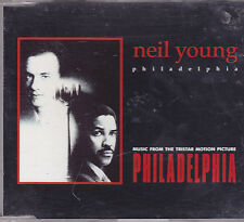 Neil Young-Philadelphia cd maxi single