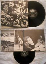 GIOVANNA - UNA CORSA PAZZA - ANNO 1971 - 1° Stampa italiana - AR/LP/12058