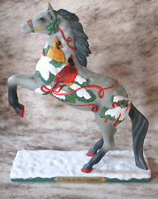 TRAIL OF PAINTED PONIES Song of the Cardinal~Low 1E/349~Christmas Snow Birds~NIB