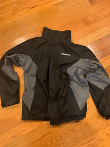 columbia ski jacket 2-in-1 vest liner