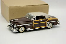 Franklin Mint 1/43 - Chrysler Town And Country