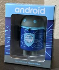 """Android Mini Collectible Figure Figurine Google special - """"Security & Privacy"""""""