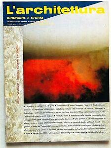 L'architettura cronache e storia n. 399 1989 Bruno Zevi Eugenio Gentili Tedeschi