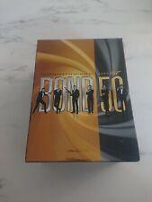 used James Bond Collection (DVD, 2012, 22-Disc Set, Box Set)