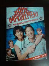 Home Improvement Season 5 Signed DVD