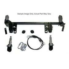 Demco 9519324 Baseplate for 2015-2018 Ford Focus - Tabless