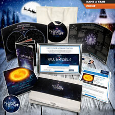 Name a Star for Him This Christmas Romantic Personalised Xmas Gift Set ? Standard