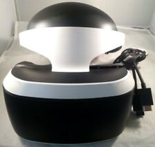 Sony Playstation VR HEADSET ONLY (CUH-ZVR2 2017) *WORKING & WORN*