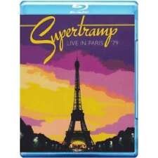 Supertramp - Live In Paris '79 NEW Blu-Ray
