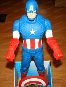 "Titan Hero Series 20"" Captain America (Marvel Comics, Hasbro) 2015"