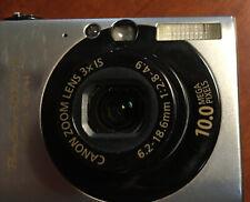 Canon PowerShot Digital ELPH SD770 IS / Digital IXUS 85 IS 10.0MP Camera No Batt