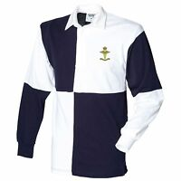 RAF Medical Corps Front Row long sleeved Rugby shirt