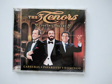 The 3 Tenors - Live in Concert -  Domingo,Carreras and  Pavarotti