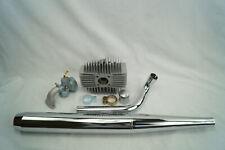 Kreidler Florett K54 RS 50ccm Rennsatz Tuning Zylinder Vergaser Auspuff  Set 2