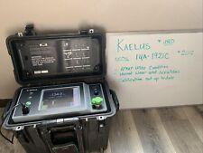 Kaelus Iqa-1921C Pim Analyzer 1930-1990 Mhz & 2110-2155 Mhz