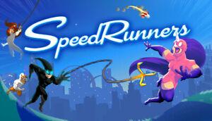 SpeedRunners | Steam Key | PC | Digital | Worldwide