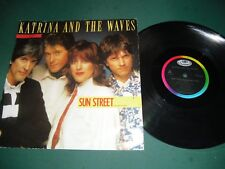 "KATRINA AND THE WAVES 12"" SINGLE-Sun Street/(un homme suffit) une femme"
