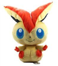 """Banpresto Pokemon Black and White Best Wishes Plush ~12"""" Victini"""