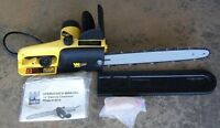 """NEW WEN 14"""" ELECTRIC CHAINSAW MODEL # 4014"""