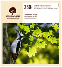 Summer Canopy (250 Piece) Wooden Jigsaw Puzzle by Wentworth