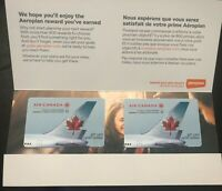 Air Canada Gift Card - $500 CAD Mail Delivery