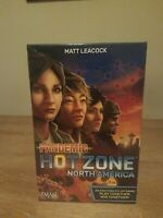 New, factory sealed. Pandemic: Hot Zone – North America. Z-man games Board Game