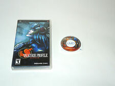 VALKYRIE PROFILE LENNETH in box PSP game Sony Playstation