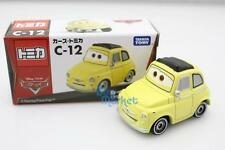 Tomica Takara Tomy Disney Movie CARS 2 YELLOW Luigi C-12 Car Rescue Diecast Toy