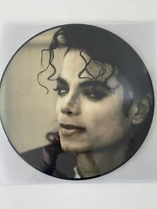 Michael Jackson Speed Demon Picture Disc
