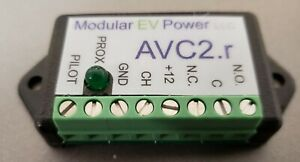 J1772 Active Vehicle Control Board, AVC2.r