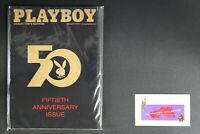 💎 PLAYBOY MAGAZINE:  JAN 2004 50TH ANNIVERSARY ISSUE COLLECTOR'S EDITION💎