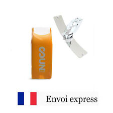 Briquet Solaire SUNCASE - Orange - Ecologique - solar lighter