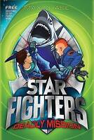 STAR FIGHTERS 2: Deadly Mission, Chase, Max, Very Good Book