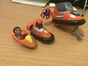 Paw Patrol Ultimate Rescue - Zuma 3 Vehicles And Pups - Combine Postage