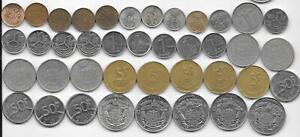 Dealer Flea Market Coin Lot 40 Belgium Belgie/Belgique Mixed Date/Type 1922-1998