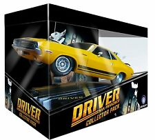 Driver: San Francisco Collector Pack [PlayStation 3 PS3, Region Free, Race] NEW