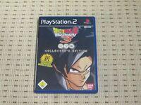 DragonBall Z Budokai 3 Collector´s Edition für Playstation 2 PS2 PS 2 *OVP*
