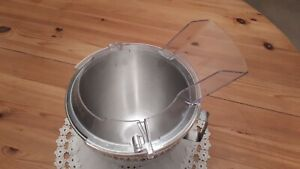 KitchenAid pouring shield for stand mixer bowl