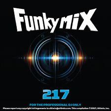 Funkymix 217 CD DJ Khaled Future Sam Hunt Twerk Remix CD For DJs Hip Hop R&B Rap
