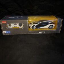 Rastar Rc Car 1:24 Bmw I8 Concept Radio Remote Control Model Licensed Bmw