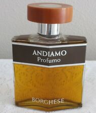 VINTAGE PRINCESS MARCELLA BORGHESE ANDIAMO PROFUMO FACTICE DUMMY PERFUME BOTTLE