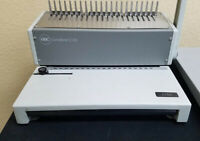 Comb Binder GBC C150 CombBind  - Refurbished with Warranty & Guarantee